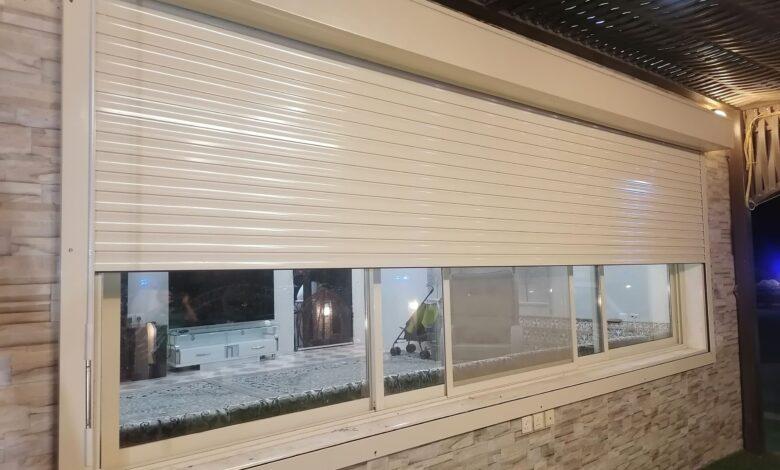 شركة نوافذ شتر الجبيل